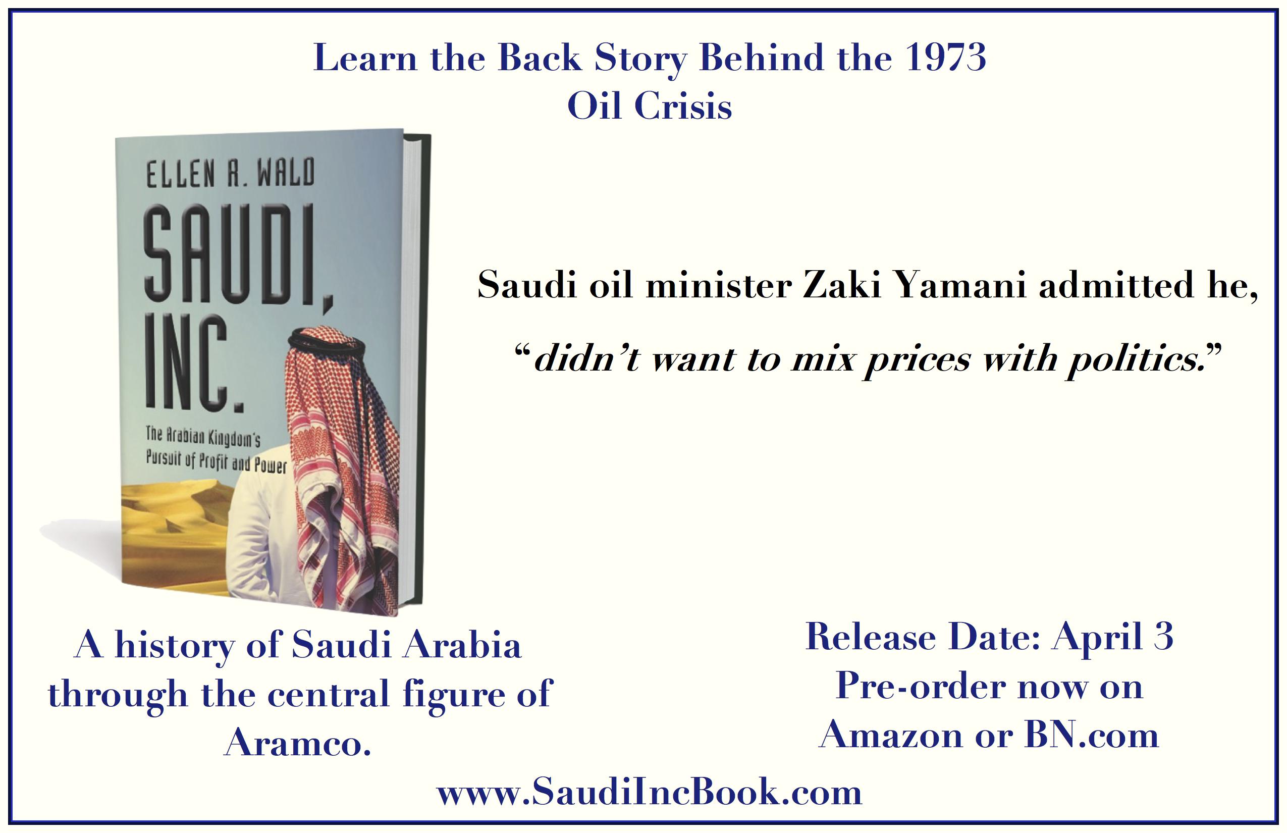 '73 Saudi Inc